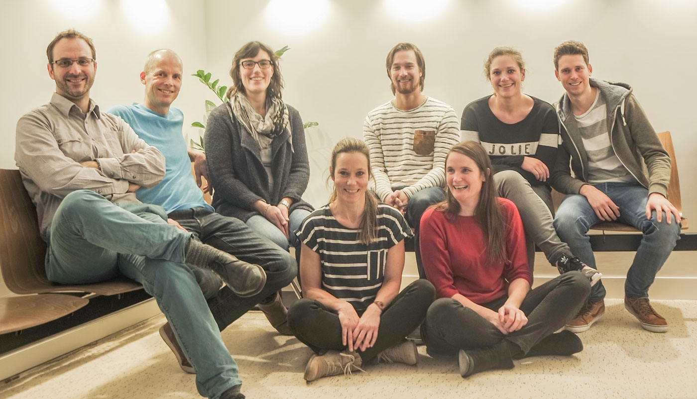 Het team | Fysiotherapie Weerdsingel in Utrecht